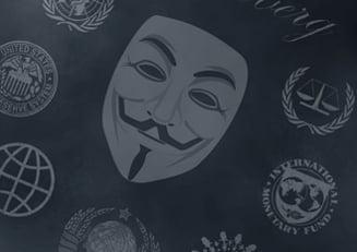 Apel la Anonymous sa ne scape de ordonanta Iordache: Stergeti baza de date a Guvernului, orice, va rugam!