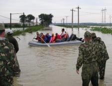 Apele Romane: La Galati a plouat in sase ore cat ploua in doua luni
