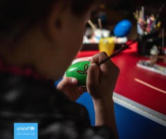 Apelul UNICEF pentru romani: Raspanditi spiritul Pastelui, nu virusul!