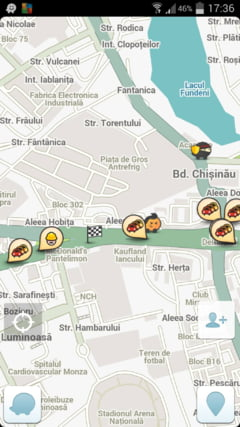 Aplicatia cumparata de Google care poate scoate soferii din Bucuresti din infernul zilnic