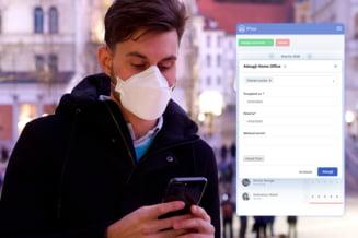 Aplicatia de pontaj & HR iFlow ofera sprijin companiilor afectate de coronavirus
