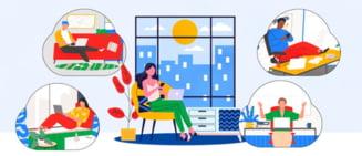 Aplicatia de videoconferinte Google Meet, gratuita pentru toata lumea