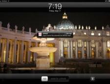 Aplicatie iPad Vatican