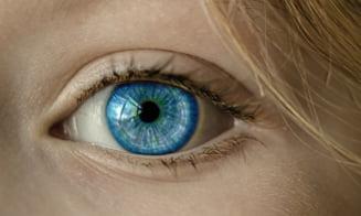 Aplicatie pentru depistarea rapida a virusului, prin scanarea ochilor. Are o rata de succes de 95%