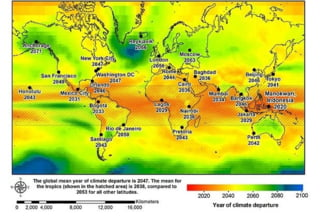 Apocalipsa Termica Urmatorii 50 De Ani Ne Aduc Temperaturi Extreme
