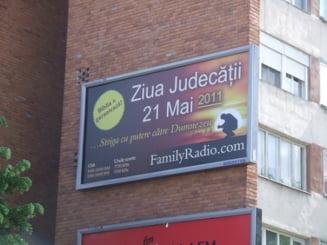 Apocalipsa vine pe 21 mai, inclusiv la Timisoara - secta