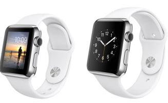 Apple Watch e pe val: Record in prima zi de la lansare - Vanzari cat toti rivalii la un loc, intr-un an intreg