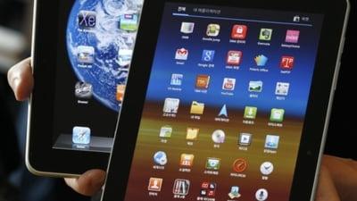 Apple a blocat vanzarea tabletei Samsung Galaxy in UE
