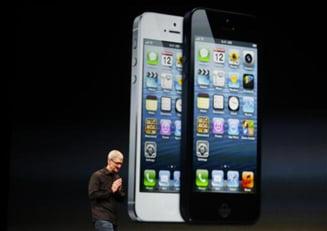 Apple a dat iar lovitura: 2 milioane de precomenzi pentru iPhone 5
