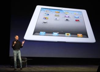 Apple a lansat a iPad 2