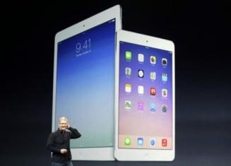 Apple a lansat iPad Air, cea mai usoara tableta din lume - Ce specificatii are si cat costa noul model