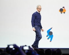 Apple lucreaza la masina care se conduce singura
