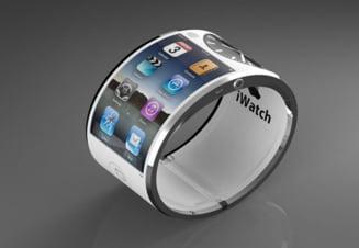 Apple pregateste lansarea noului dispozitiv - smartwatch