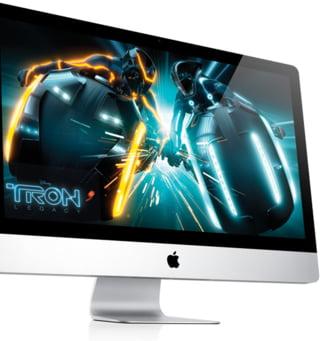 Apple prezinta noile iMac (Galerie foto)
