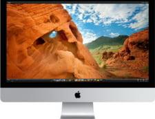 Apple prezinta noul iMac, cu o rezolutie de 7 ori mai buna decat un TV HD (Video)