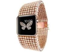 Apple scoate pe piata o adevarata bijuterie - noul iWatch cu diamante