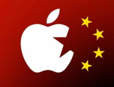 Apple va stoca date pe teritoriul Chinei