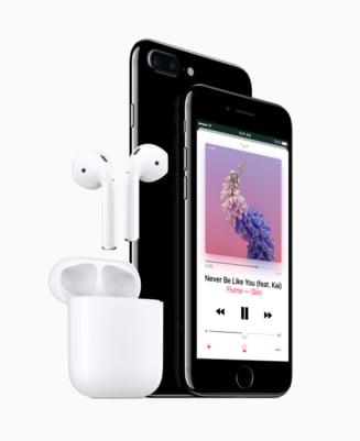Apple vrea sa creeze o lume in care vei purta castile in urechi tot timpul