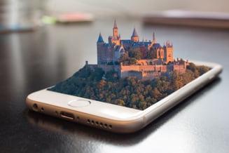 Apple vrea sa faca lumea si mai mare prin realitatea augumentata: Noul iPhone va avea o super camera foto 3D