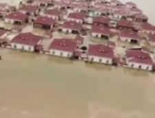 Aproape 100.000 de oameni din doua tari au fost evacuati din cauza unui baraj gigant care cedeaza