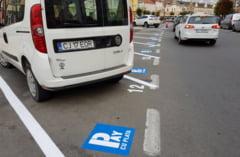 Aproape 200 de noi locuri de parcare la Turda