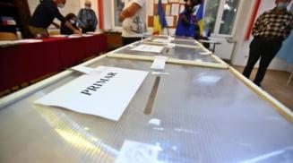 Aproape 400 de alegatori din Deveselu, prezenti la urne in primele doua ore de la deschiderea sectiilor de votare