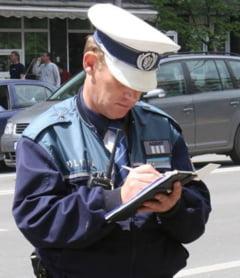 Aproape 600 de soferi au ramas fara permis intr-o singura zi: Vezi cate infractiuni au consemnat politistii in 24 de ore