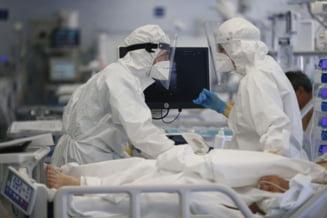 Aproape toate decesele asociate COVID-19 din ultima săptămână, înregistrate la persoane nevaccinate. Cum a crescut incidența la nivel național în câteva zile