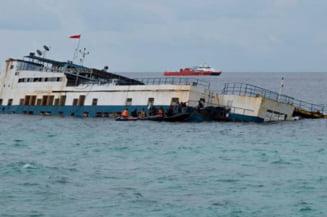 Aproximativ 80 de persoane, majoritatea femei si copii, au murit in urma scufundarii unui feribot in Irak