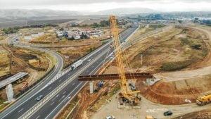 Ar fi de ras daca n-ar fi de plans. CNAIR anunta deschiderea circulatiei pe autostrada A10 Sebes-Turda, lotul 1 pana la finalul anului 2019