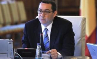 Ar trebui sa-si dea demisia Victor Ponta, dupa ce s-a dovedit plagiatul? - Sondaj Ziare.com
