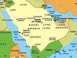 Arabia Saudita acuza Iranul in legatura cu criza din Liban
