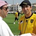 Arabii anunta internarea lui Victor Piturca in spital