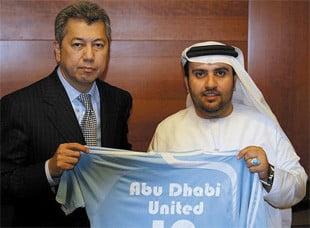 Arabii de la Manchester City au vrut sa cumpere Rapidul