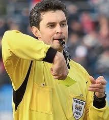 Arbitrii echipelor noastre in Europa League