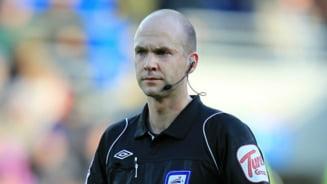 Arbitrii echipelor romanesti in Europa League