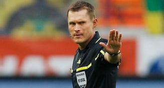 Arbitrii echipelor romanesti la debutul in grupele Europa League