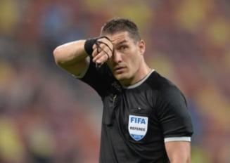 """Arbitru de cosmar pentru FCSB la derby-ul cu Craiova. Reactia patronului Gigi Becali: """"Dracii l-au pus"""""""