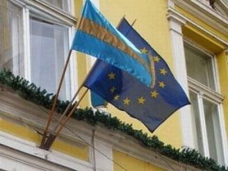 Arborarea steagului secuiesc - Sunteti de acord? Sondaj Ziare.com
