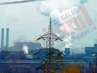 ArcelorMittal Galati n-a gasit curent pe bursa