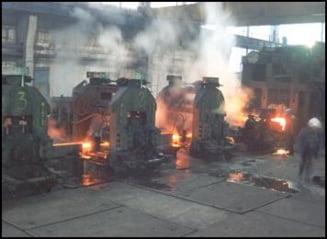 ArcelorMittal inchide temporar inca o sectie