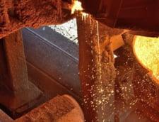 ArcelorMittal vinde combinatul de la Galati tocmai cand acesta dadea semne ca ar putea deveni rentabil