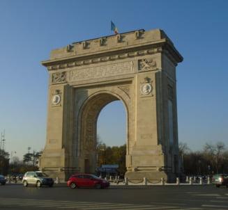 Arcul de Triumf este deschis duminica pentru public