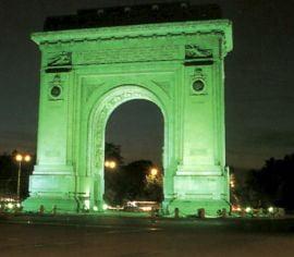 Arcul de Triumf se deschide pentru public