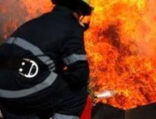 Arde Fiscul din Slatina: Angajatii au fost evacuati