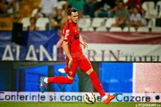 Are recordul de goluri la echipa nationala, a fost adus de Rednic la Dinamo si acum face pavaje cu dale