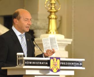 Arestarile proorocului Basescu (Opinii)