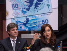 Argentina, atac la Marea Britanie? Noua bancnota cu o imagine controversata, in insulele Falkland