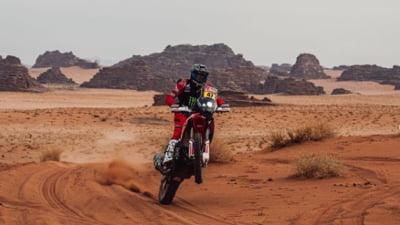 Argentinianul Kevin Benavides a castigat Raliul Dakar la moto