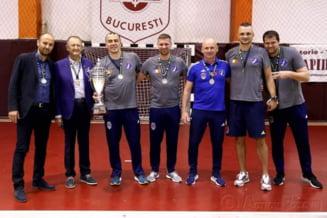 Argintul din Liga Zimbrilor vine la Turda!!!